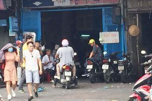Giá giữ xe gần chợ Bến Thành gấp 5 lần quy định!