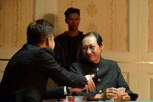 Cố nghệ sĩ Lê Bình xuất hiện trong teaser 'Vô gian đạo' về cờ bạc bịp