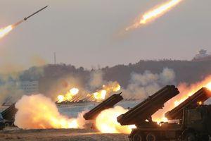 Hàn, Mỹ ứng phó ra sao với đợt 'phóng tên lửa' của Triều Tiên?