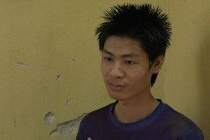 Khởi tố, bắt tạm giam nghi phạm xông vào trường chém chết học sinh