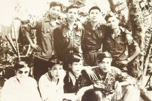 Người lính già và ký ức Tháng Tư
