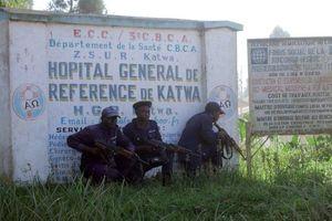 Số người chết vì đại dịch Ebola ở Congo đã vượt qua 1.000