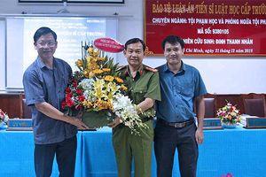 Bổ nhiệm người thay thế tướng Phan Anh Minh làm Thủ trưởng cơ quan CSĐT