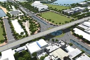 Đà Nẵng duyệt quy hoạch chi tiết nút giao hơn 550 tỷ đồng cạnh sông Hàn