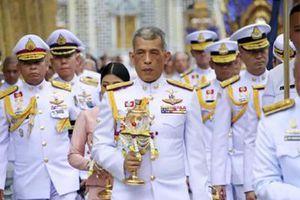 Nghi lễ đăng quang của Quốc vương Thái Lan Vajiralongkorn