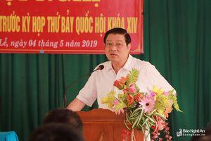Bí thư Trung ương Đảng Phan Đình Trạc: Đánh giá hộ nghèo phải thực chất, không chạy theo thành tích