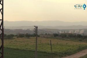 Không quân Nga, Syria lại tiếp tục dội lửa địa ngục xuống Idlib