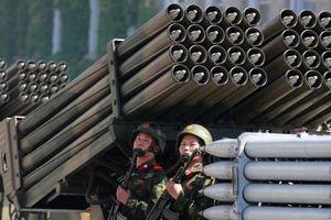 Triều Tiên phóng thử tên lửa tầm ngắn từ bờ biển phía Đông