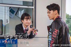 'Trái tim mùa thu' bản Trung đã dở tệ lại còn gây tranh cãi vì phiên vị nam nữ chính trên poster
