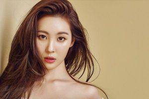 Netizen Hàn 'chê' Sunmi (Wonder Girls) thiếu sáng tạo vì 'cộp mác' biểu tượng tay của BTS và TWICE để làm logo fandom