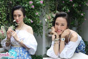 Angela Phương Trinh lộ ảnh gầy gò đến mức báo động sau thời gian dài 'tạm trốn' showbiz