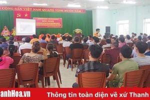 BĐBP Thanh Hóa tập huấn kiến thức pháp luật về biển, đảo và bảo vệ nguồn lợi thủy sản cho ngư dân