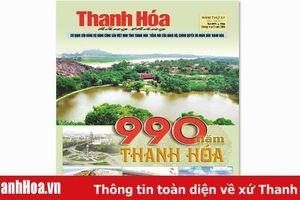Báo Thanh Hóa ra ấn phẩm đặc biệt chào mừng 990 năm Thanh Hóa