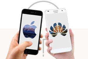 Bị nghi làm 'tình báo', Huawei vẫn vượt Apple giành ngôi vị số 2 thế giới