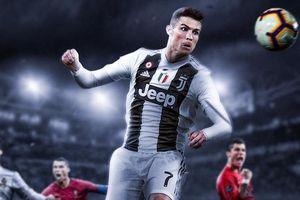 Xé lưới Torino, Ronaldo lập kỷ lục siêu khủng