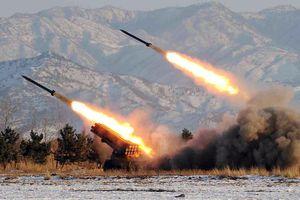 Hàn Quốc xác nhận Triều Tiên chỉ phóng các 'vật thể bay' tầm ngắn