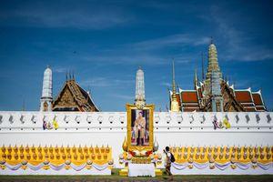 Nhà vua Thái Lan chính thức lên ngôi