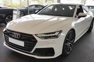182 xe Audi tại Việt Nam bị triệu hồi do lọt mùi xăng vào khoang lái