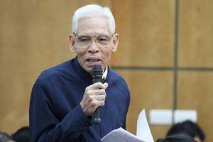 Cử tri Hà Nội: 'Dân mong lắm Tổng Bí thư, Chủ tịch nước mau bình phục'