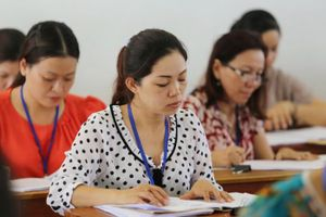 Trường đại học chấm thi THPT Quốc gia có hạn chế được gian lận?