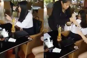 Lộ clip Hoa hậu Nhân ái Nguyễn Thúc Thùy Tiên tranh cãi gay gắt, xé giấy nợ 1,5 tỷ đồng khi bị đòi nợ