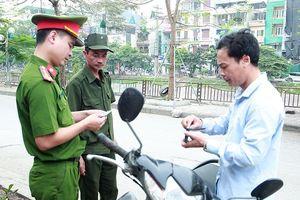 Phường Khương Đình quyết liệt xử lý vi phạm về trật tự đô thị