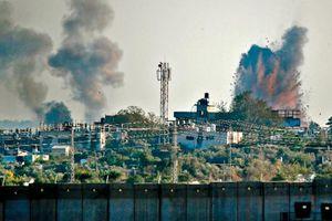Căng thẳng bùng phát trên Dải Gaza
