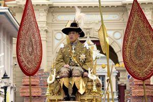 Quốc vương Thái Lan thề sẽ trị vì bằng chính nghĩa