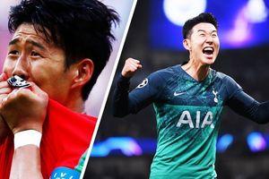 Lý do Son Heung-Min là cầu thủ hay nhất lịch sử châu Á