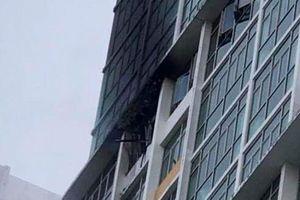 Cháy chung cư The Vista ở Sài Gòn, cư dân tá hỏa tháo chạy