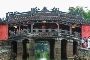 Ghé thăm chùa Cầu - linh hồn của phố cổ Hội An