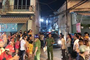 Một người chết, một bị thương trong căn phòng trọ ở Sài Gòn