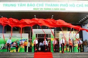 TP Hồ Chí Minh đưa vào hoạt động trung tâm báo chí đầu tiên trong cả nước