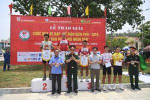 Chặng đua thứ 3, Sơn La - Điện Biên: Áo vàng đổi chủ