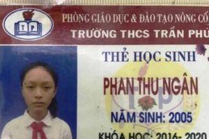 Kết quả thi không như mong đợi, nữ sinh lớp 8 mất tích bí ẩn