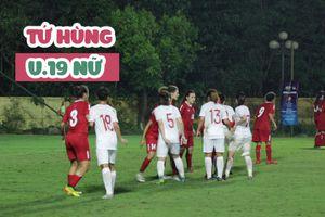 U.19 nữ Việt Nam sắp đối đầu U.19 nữ Nam Phi, Trung Quốc, Thái Lan