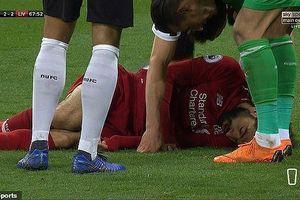 Liverpool trả giá cực đắt cho trận thắng Newcastle