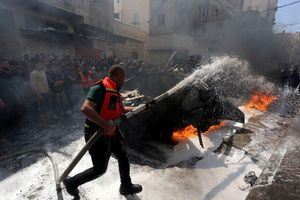 Số lượng thương vong không ngừng gia tăng trong cuộc xung đột Israel - Palestine