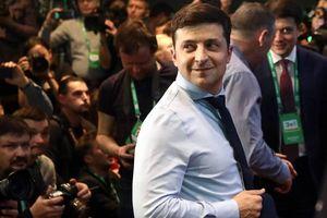 Ông Zelensky muốn tuyên thệ nhậm chức tổng thống vào ngày 19/5