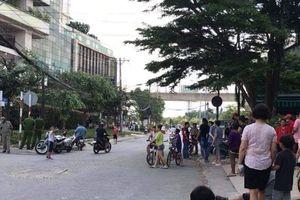 Cháy chung cư cao cấp ở Sài Gòn, người dân hoảng loạn tháo chạy