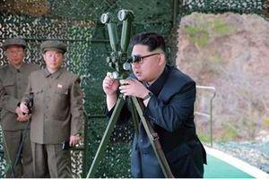 Phản ứng của Tổng thống Mỹ Trump sau khi Triều Tiên thử vũ khí mới