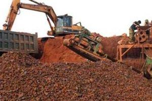 Được xuất khẩu 130.000 tấn quặng sắt mỏ Quý Xa