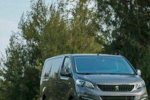 Xe đa dụng Peugeot Traveller ra mắt thị trường Việt, phân khúc MPV lại 'tăng nhiệt'