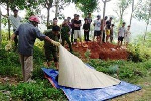 Phát hiện nam thanh niên ở Nghệ An tử vong bên bìa rừng