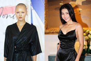 Bạn thân H'Hen Niê, người mẫu đầu trọc hút chặt mọi ánh nhìn khi casting show thời trang