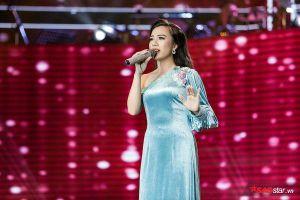 'Người đẹp Kinh Bắc' Thanh Hiền: 'Tôi rất biết ơn vì thầy Quang Lê rất hiểu tâm lý thí sinh'