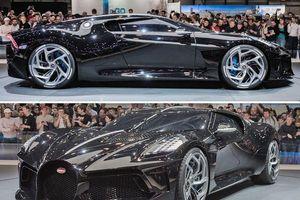 Sau tất cả, Cristiano Ronaldo không phải là chủ nhân của siêu xe Bugatti La Voiture Noire