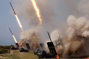 Triều Tiên phóng tên lửa, bị nghi nhằm gây sức ép với Mỹ