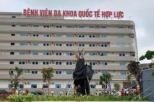 Khánh thành Bệnh viện Đa khoa Quốc tế Hợp Lực đầu tiên tại Thanh Hóa