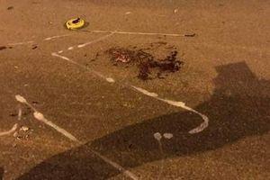 Lái xe ô tô biển xanh gây tai nạn trình diện tại Công an